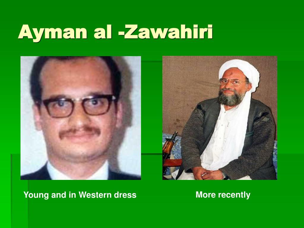 Ayman al -Zawahiri
