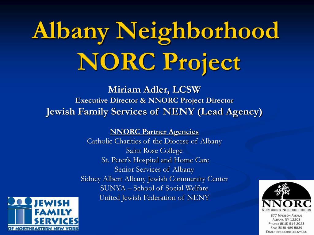 Albany Neighborhood