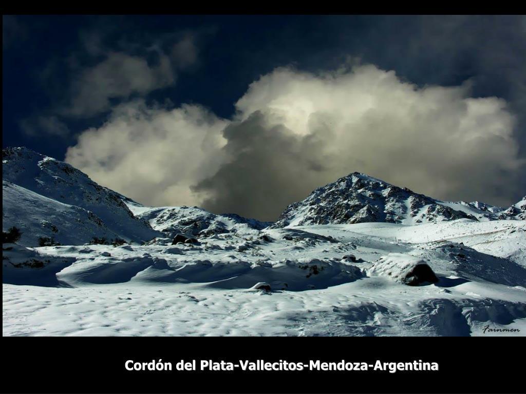 Cordón del Plata-Vallecitos-Mendoza-Argentina