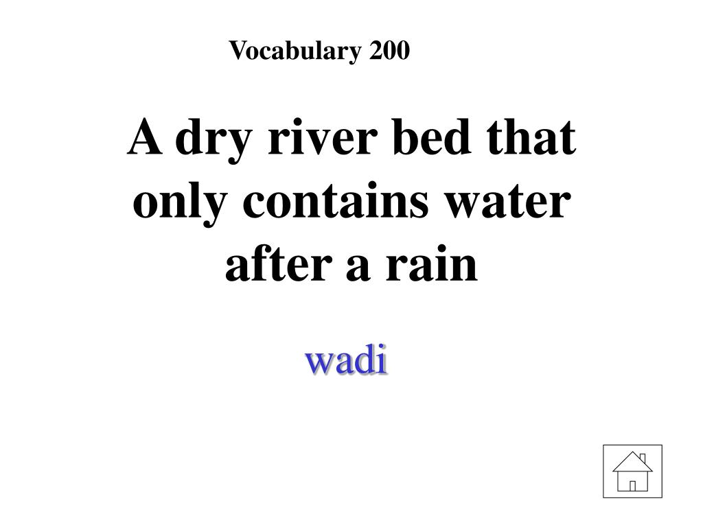 Vocabulary 200