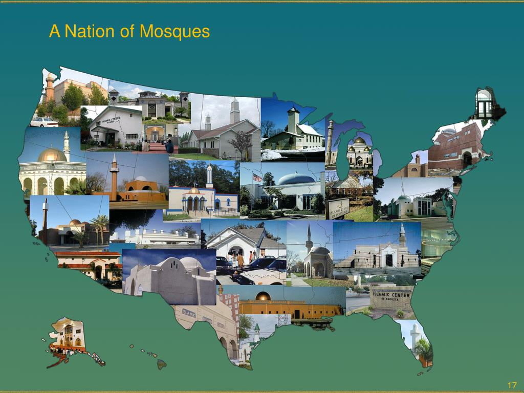 A Nation of Mosques