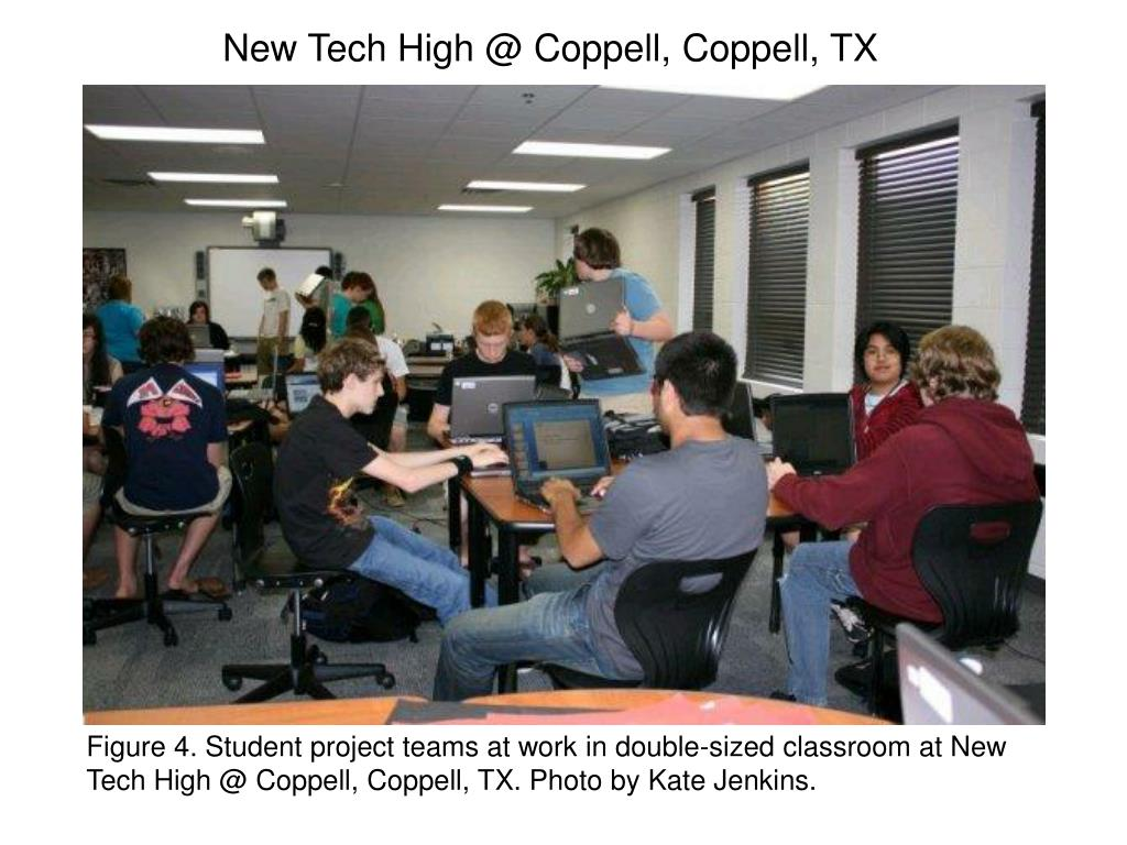 New Tech High @ Coppell, Coppell, TX