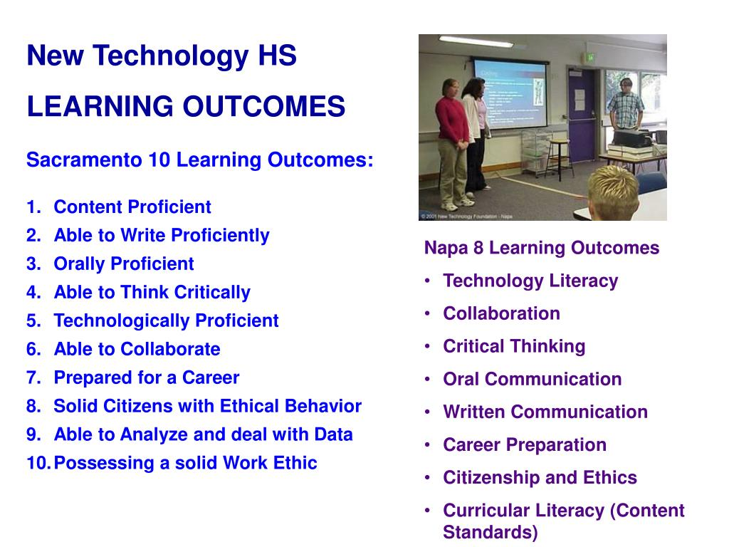 New Technology HS