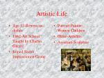 artistic life11