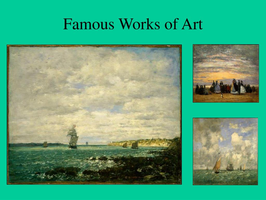Famous Works of Art