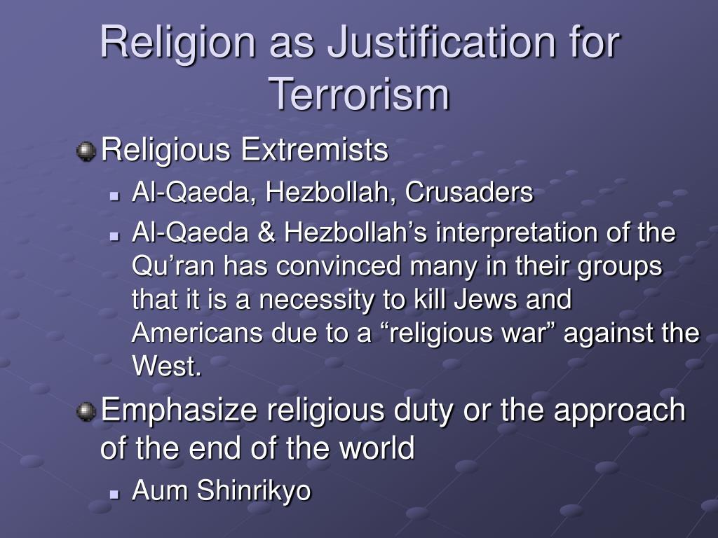 Religious Extremists