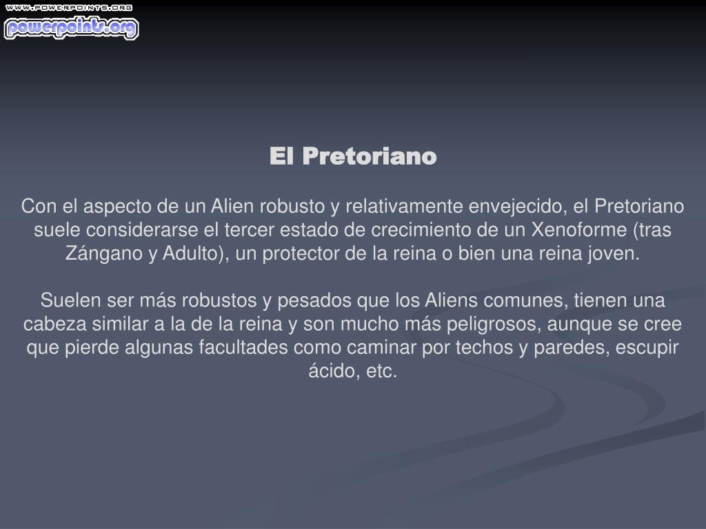 El Pretoriano