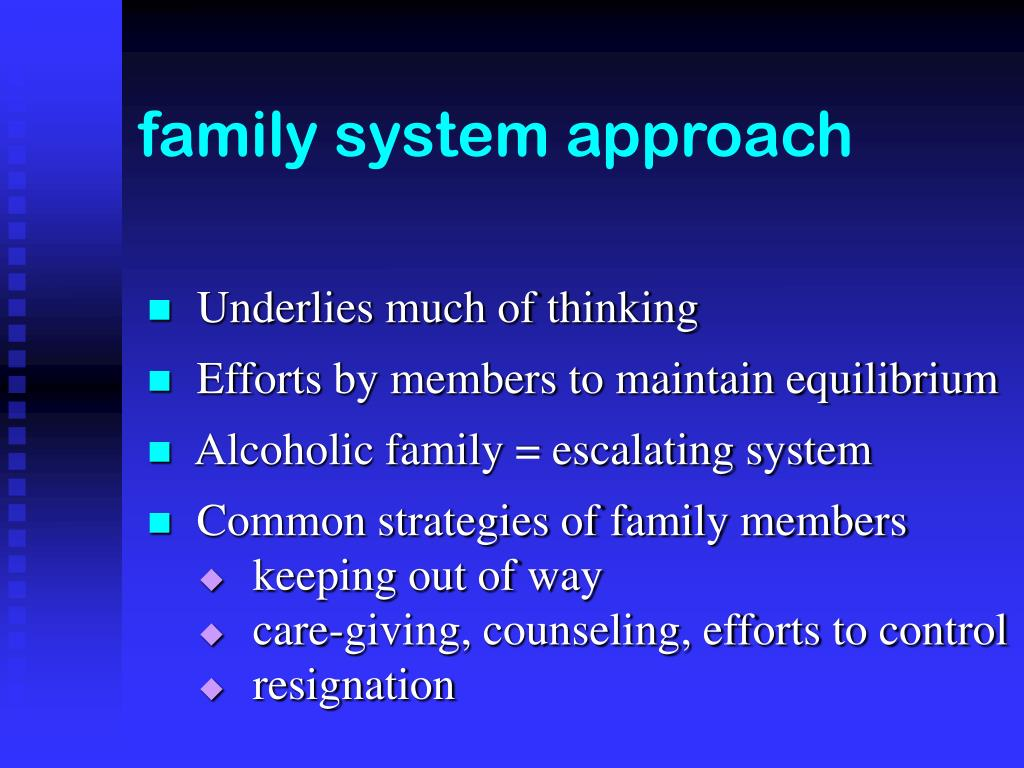 family system approach