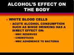 alcohol s effect on the body4