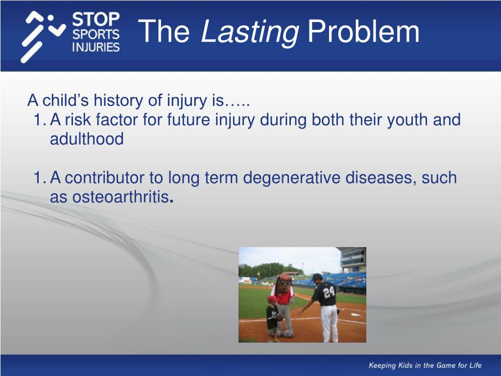 A child's history of injury is…..