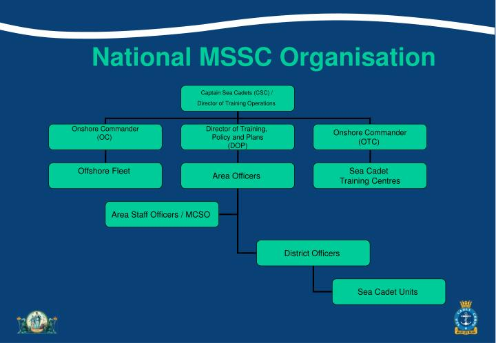 National mssc organisation