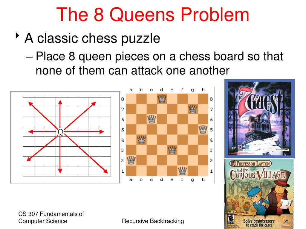The 8 Queens Problem