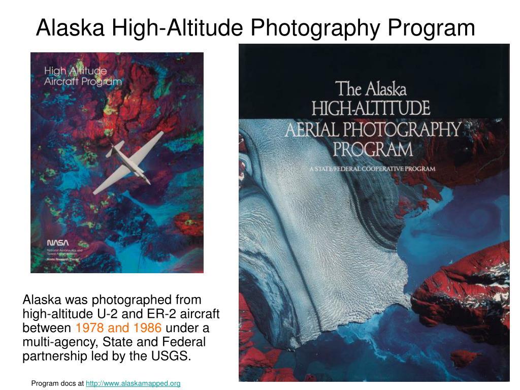 Alaska High-Altitude Photography Program