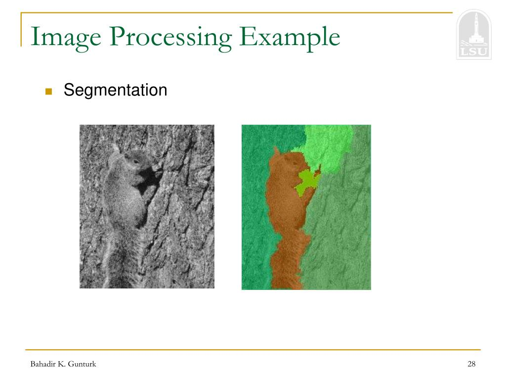 Image Processing Example