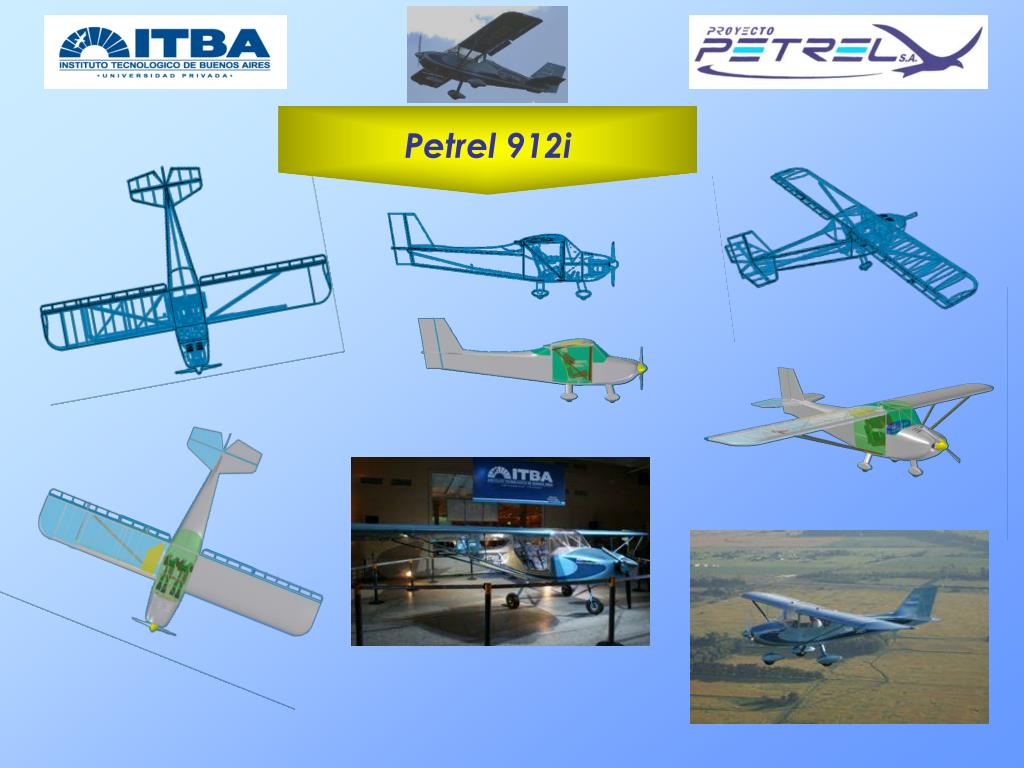 Petrel 912i