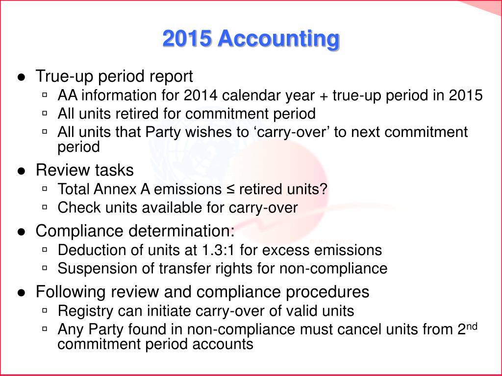 2015 Accounting