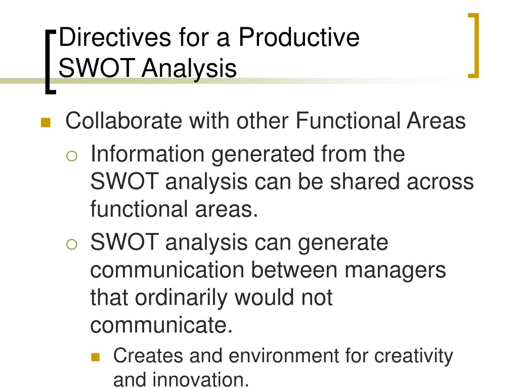 Collaborate with other Functional Areas