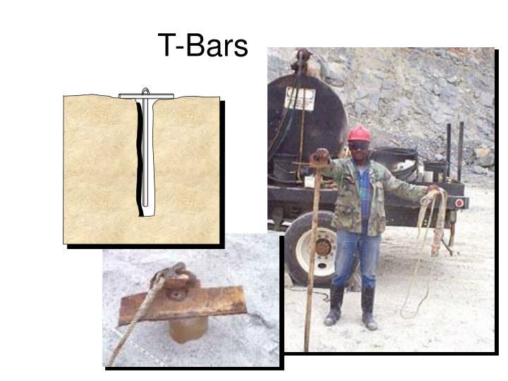 T-Bars