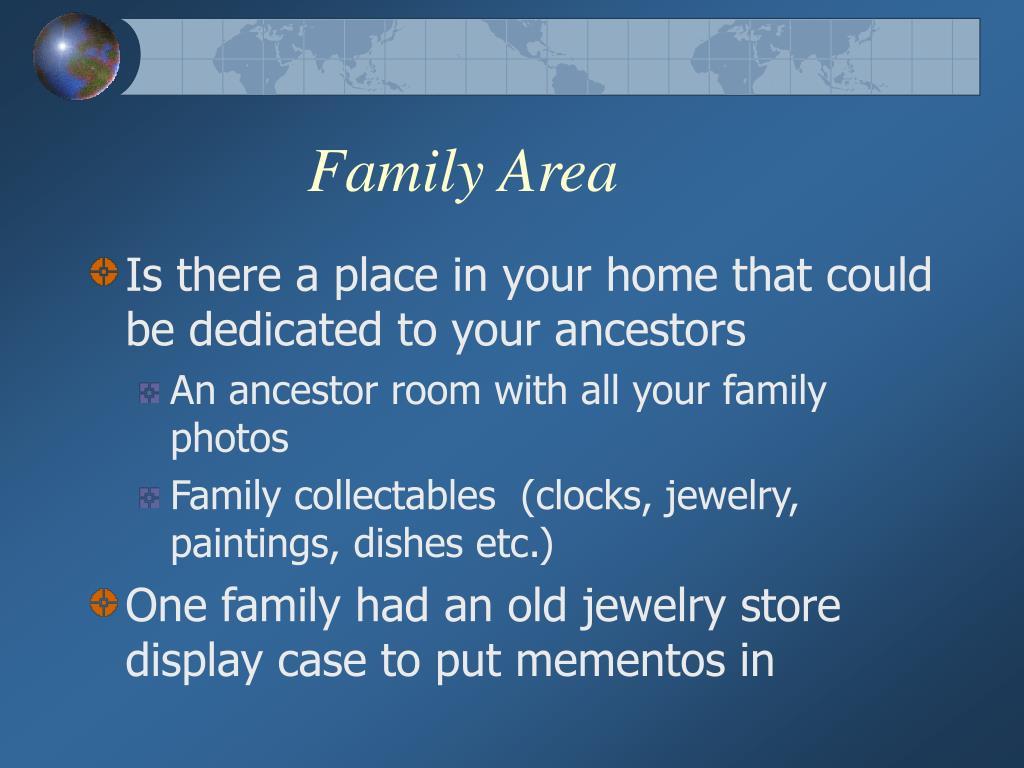 Family Area
