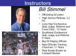 bill stimmel