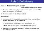 rule 2 definitions42
