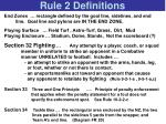 rule 2 definitions48