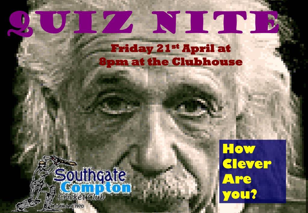 Quiz Nite