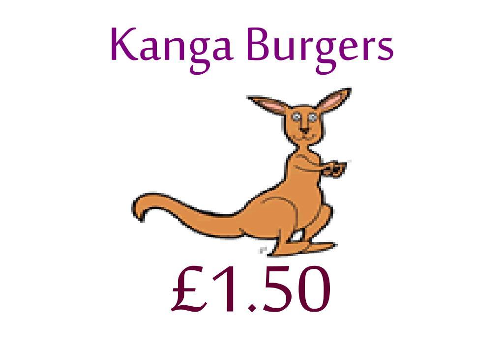 Kanga Burgers