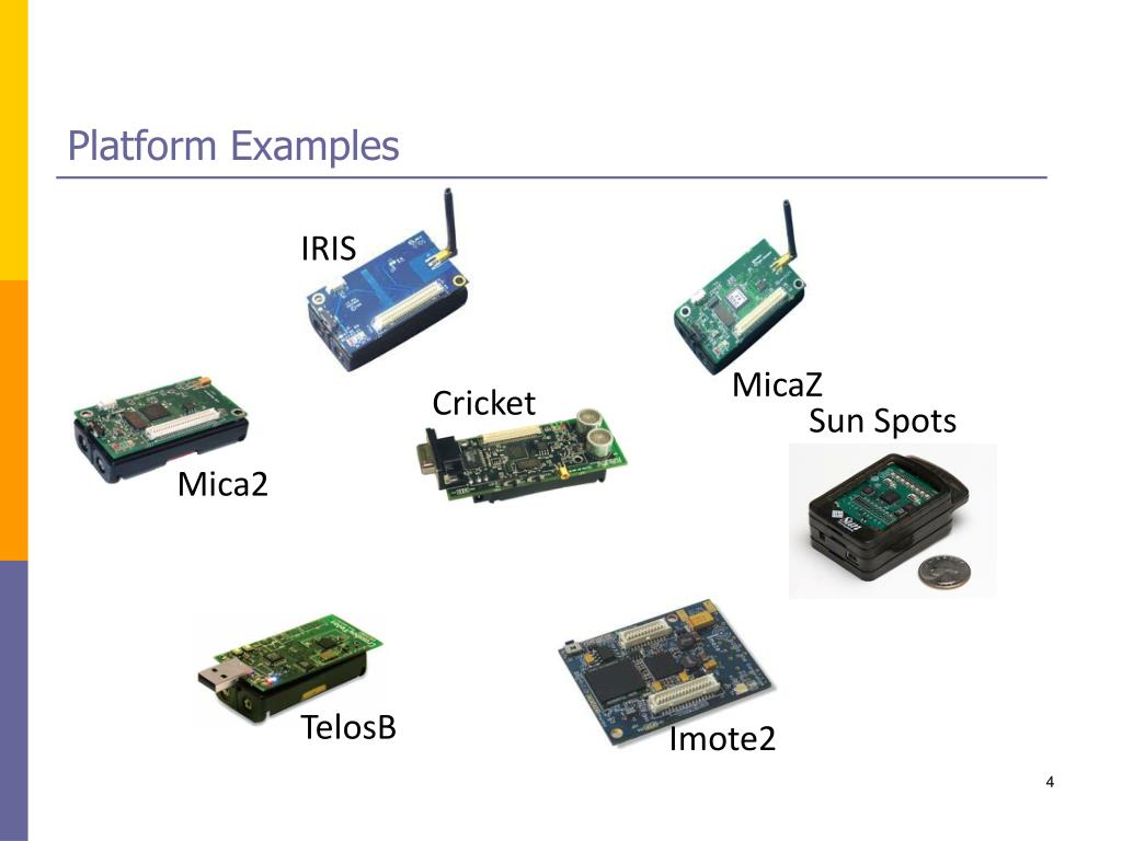 Platform Examples