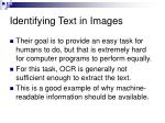 identifying text in images1