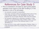 references for case study 532