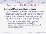 references for case study 949