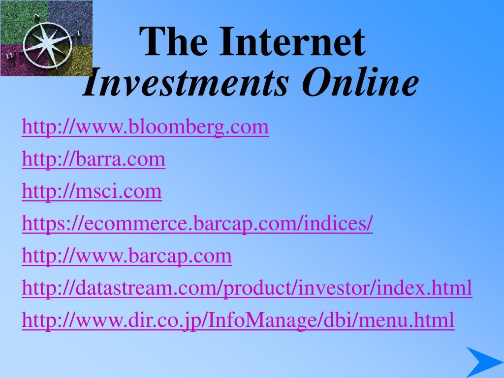 http://www.bloomberg.com