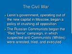 the civil war18