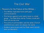 the civil war20
