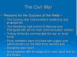 the civil war21