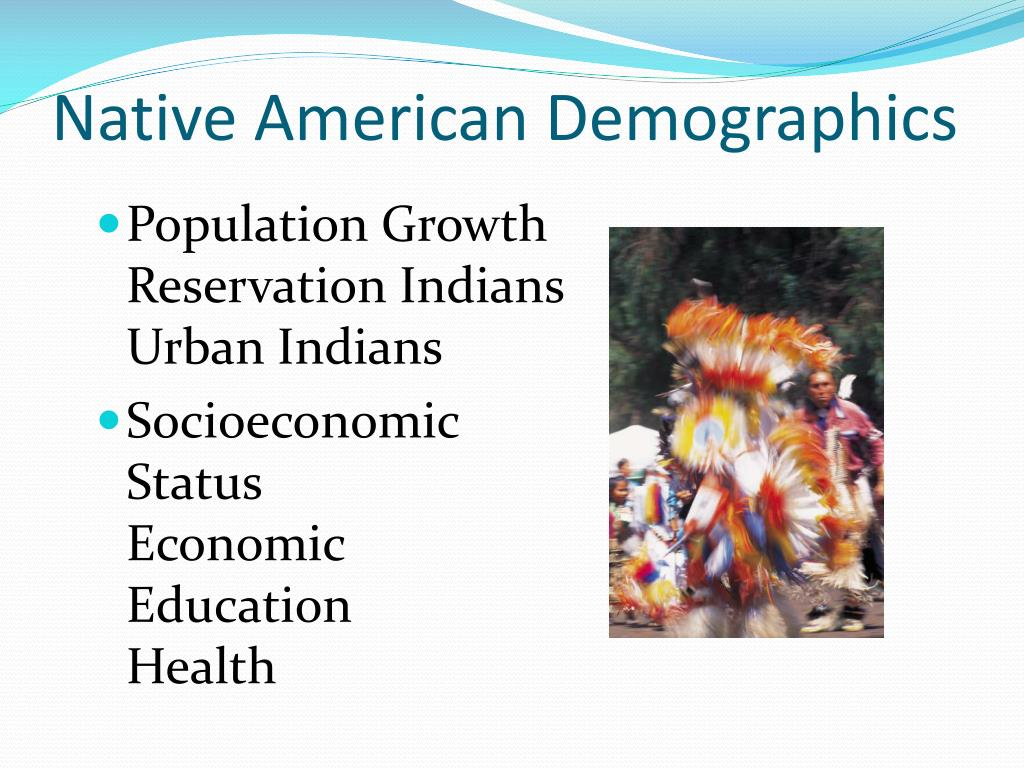 Native American Demographics