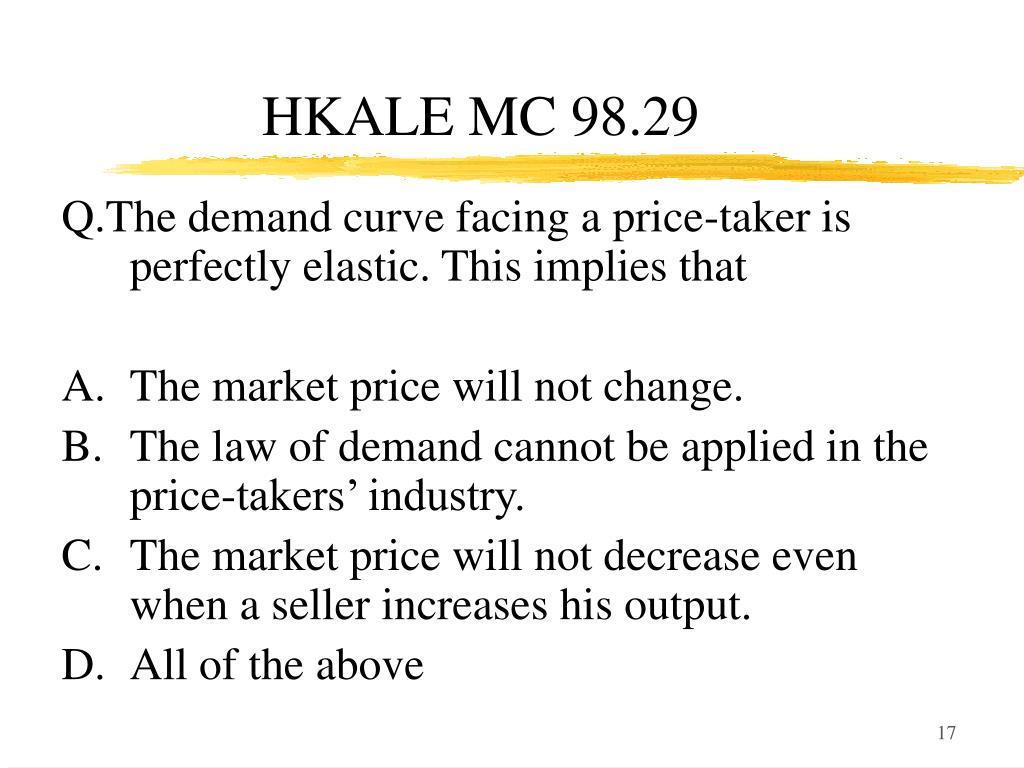 HKALE MC 98.29