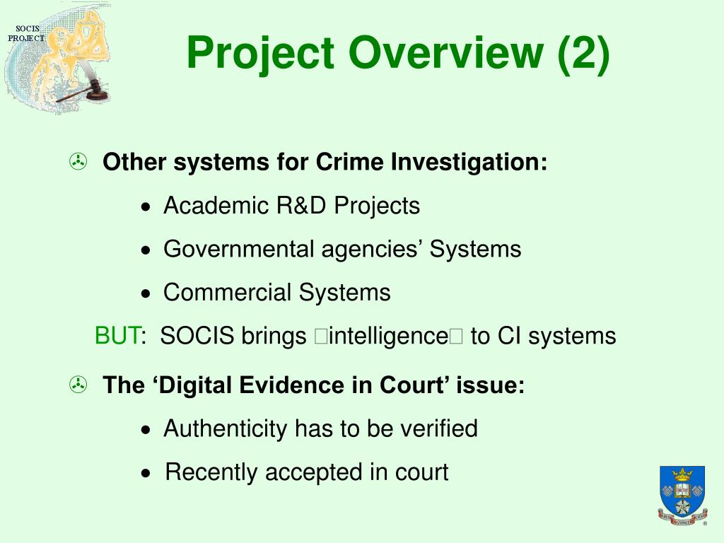 Project Overview (2)