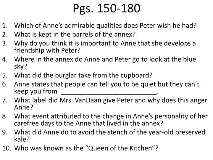 Pgs. 150-180