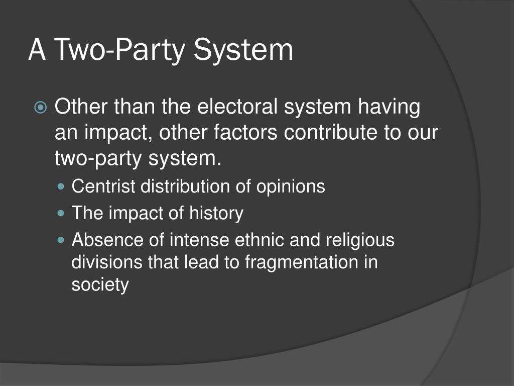 A Two-Party System