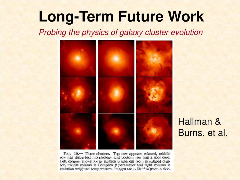 Long-Term Future Work