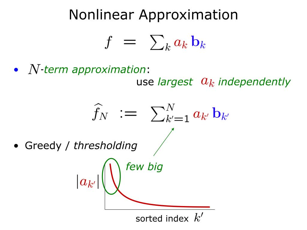 Nonlinear Approximation