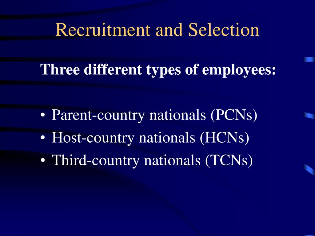 limitations of recruitment and selection Employee recruitment and selection: how to hire the right people thomas r maloney 306 warren hall disadvantages: • limits scope of the job search.