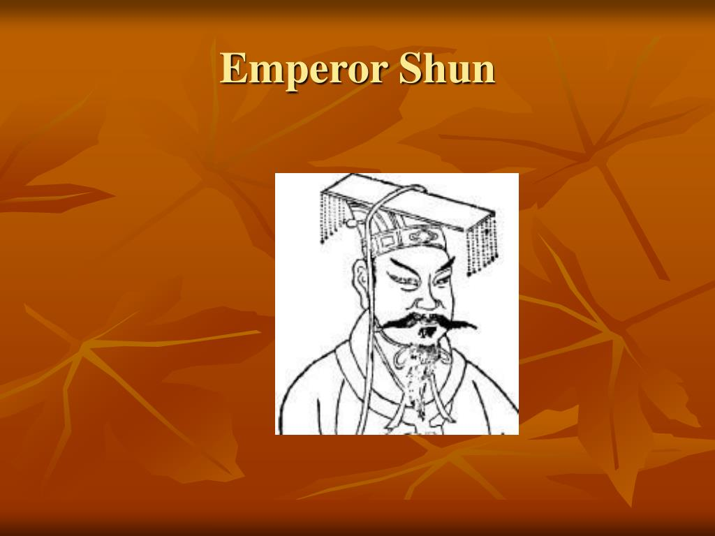 Emperor Shun