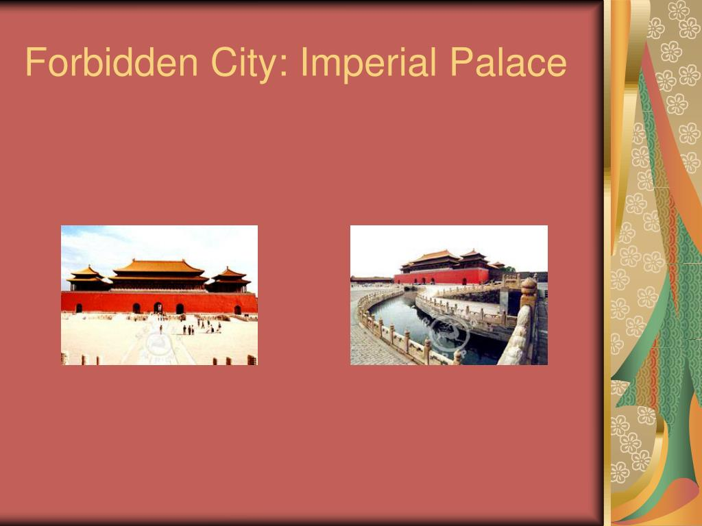 Forbidden City: Imperial Palace