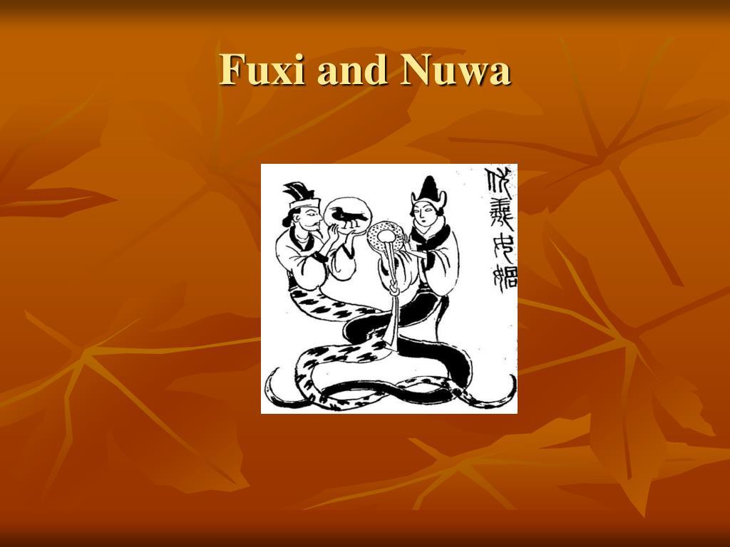 Fuxi and Nuwa