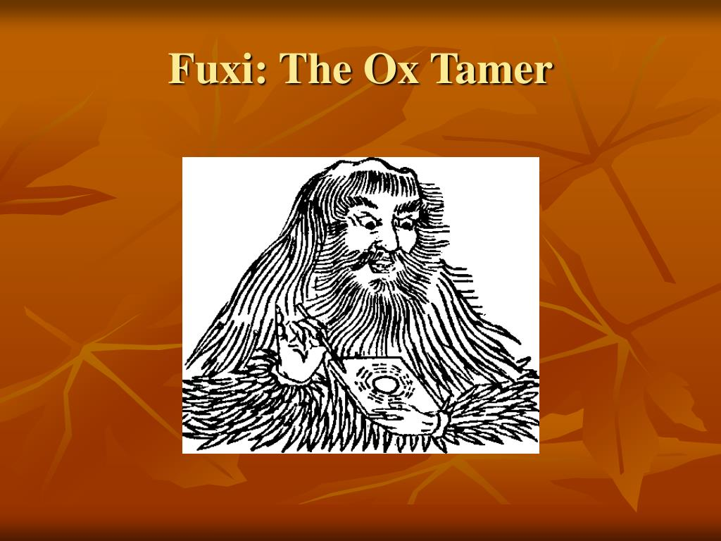 Fuxi: The Ox Tamer