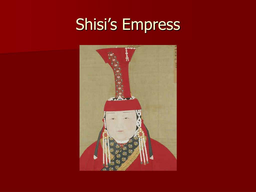 Shisi's Empress
