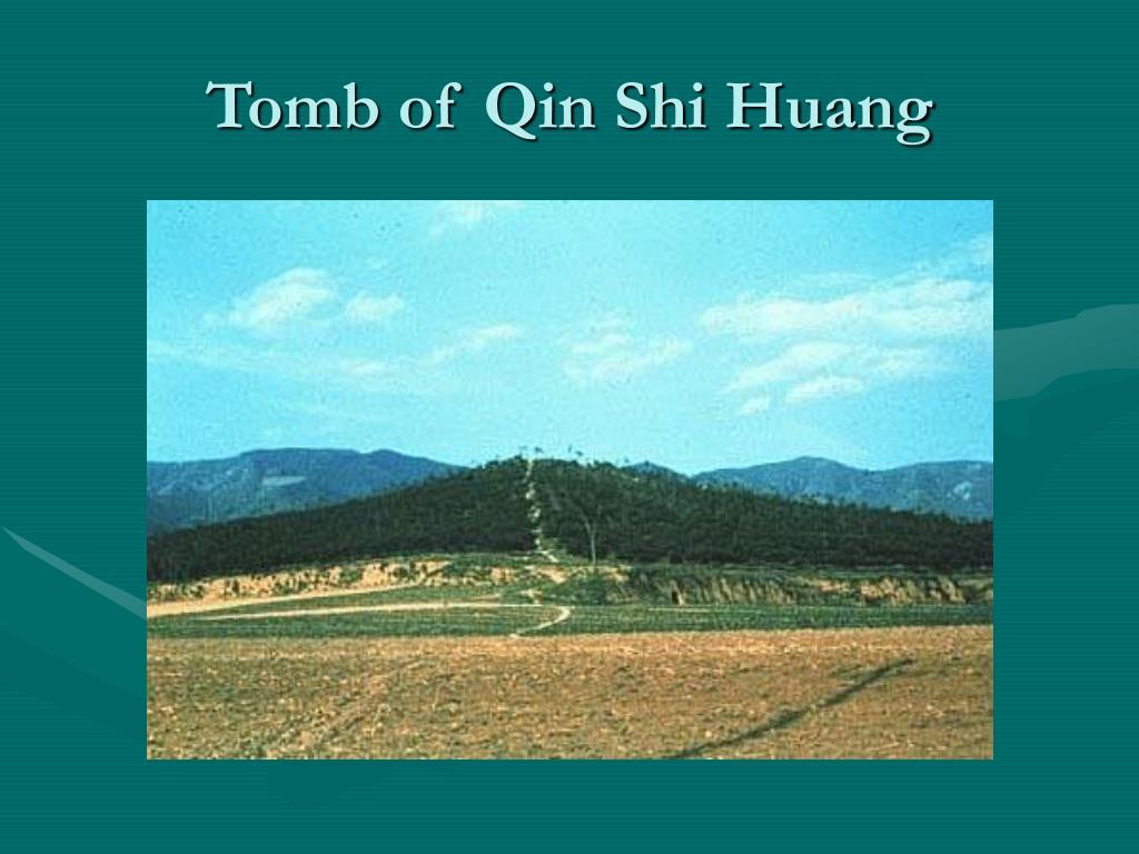 Tomb of Qin Shi Huang